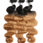 Brazilian Honey Blonde Ombre Body Wave